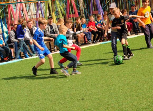 Чемпионат Московки по футболу среди детей 2018