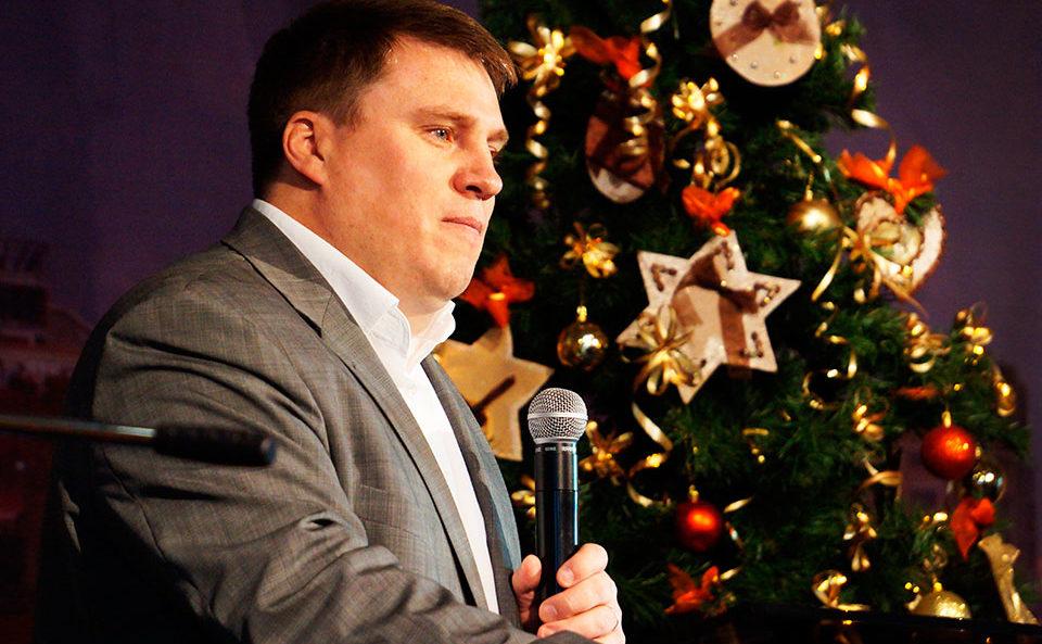 Неемия - церковь христиан веры евангельской в Омске