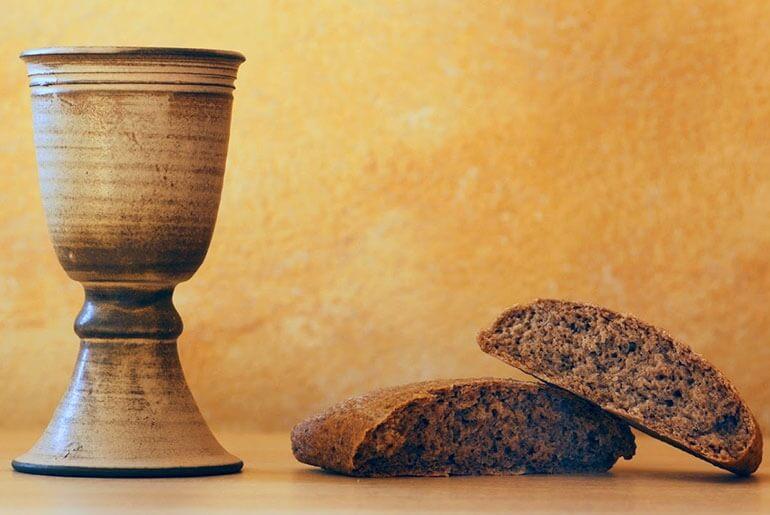 Служение Хлебопреломления — (причастие)