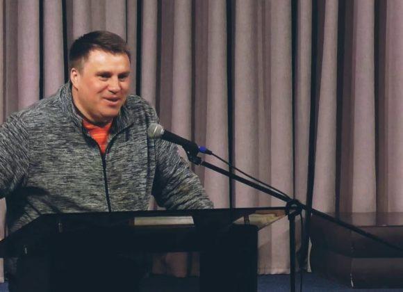 Денис Малютин — Что такое водное крещение