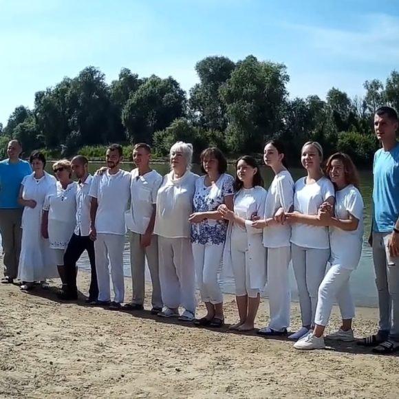Крещение в Церкви Неемия 18.07.2020